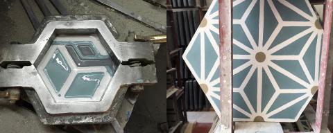 Maison Bahya Carreaux De Ciment Et Zelliges Sur Mesure